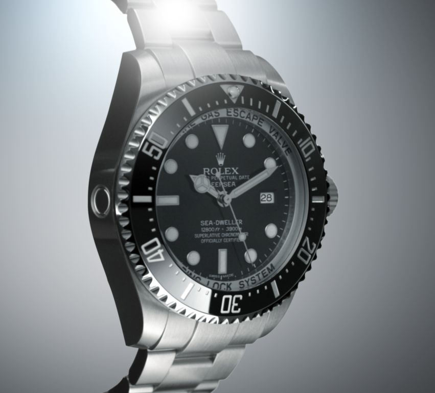 Replica Rolex Deepsea horloge - Rolex Timeless Luxury Watches [04c4]